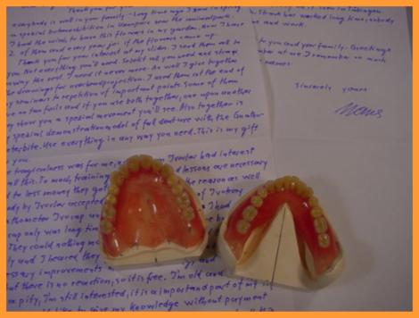 Dr.シュライヒからの手紙